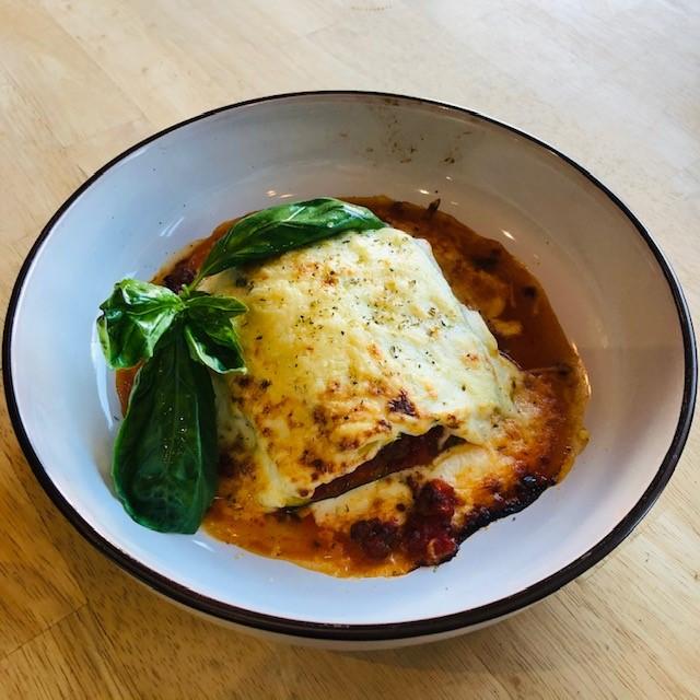 Lasagne bolognaise foodgezind